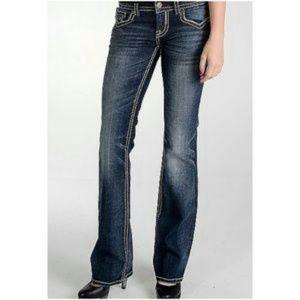 MEK Tata Slim Bootcut Jeans
